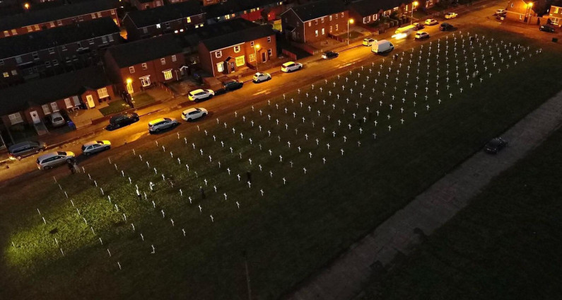 NEWS: Greater Shankill ACT in poignant tribute to those who dedicated their lives to fighting republicanism