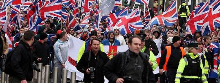It's the constitutional position stupid- Why unionism must oppose the Slow Surrender of an economic United Ireland