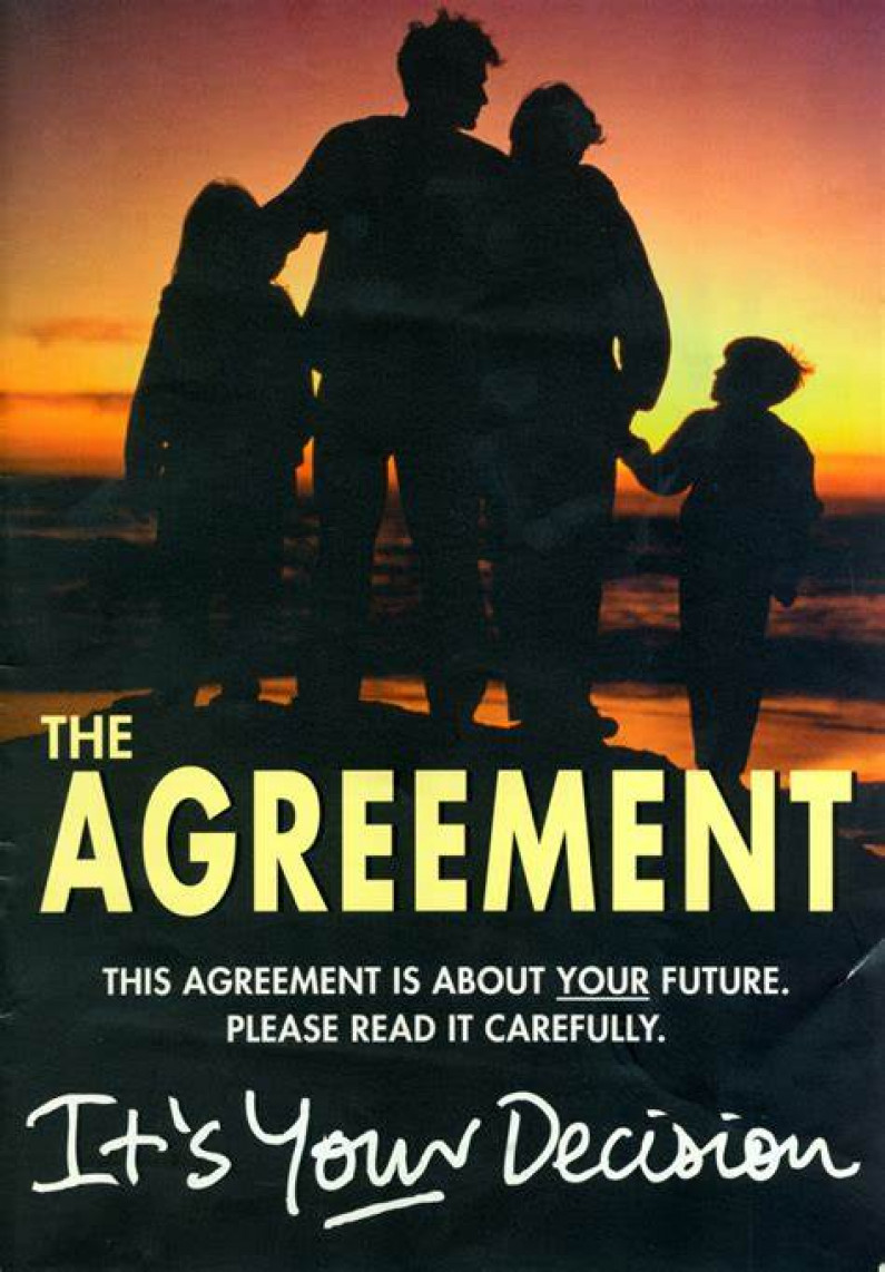 Why the Betrayal Act breaches the Belfast Agreement and is therefore unlawful