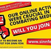 Sinn Fein press office trying to bully the media into censoring 'unacceptable' voices