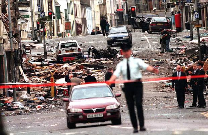 NEWS: Omagh bomb families to sue PSNI over investigation into 1998 atrocity
