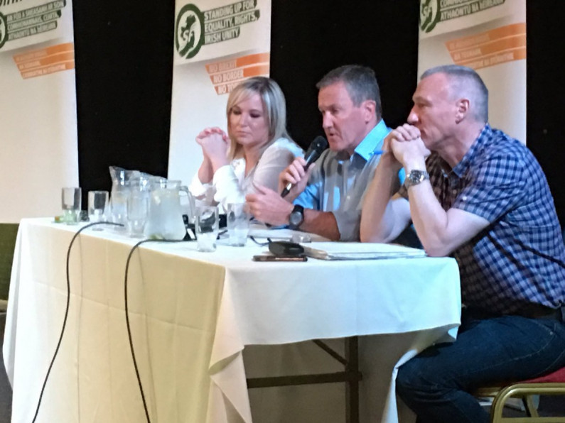 NEWS: Unionist Voice highlights Sinn Fein's continuing links to the IRA Army Council