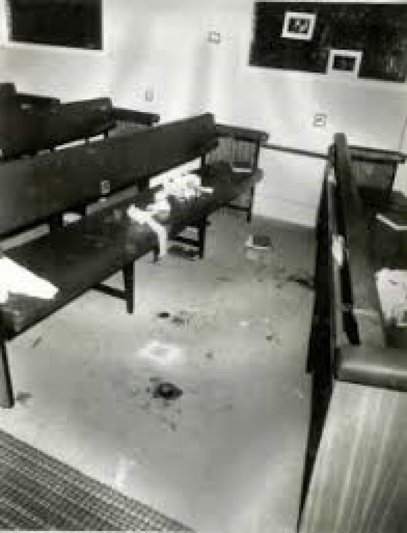 #SUAS series- 34th anniversary of the republican movement's sectarian terror attack on Darkley gospel hall