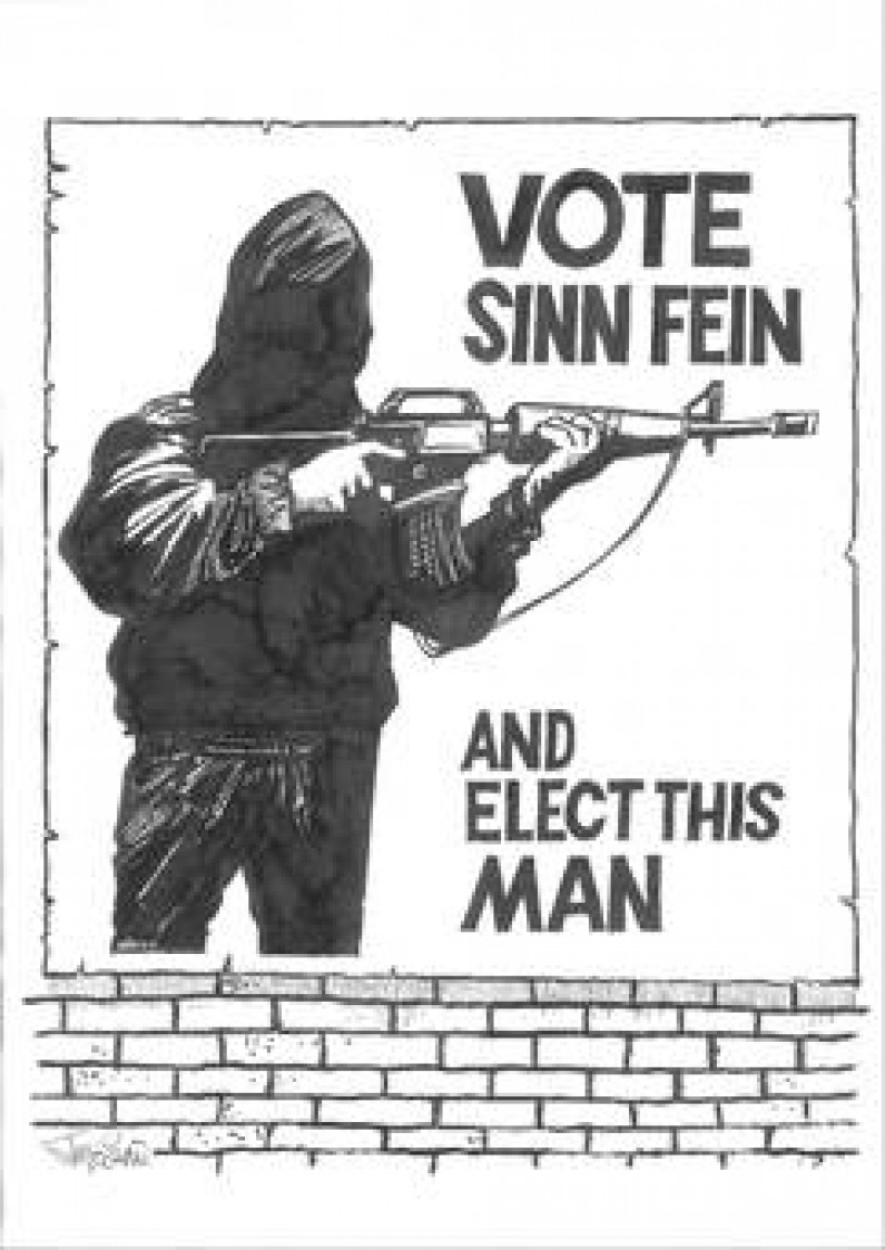 Former Sinn Fein/IRA election candidate threatens legal action against Unionist Voice