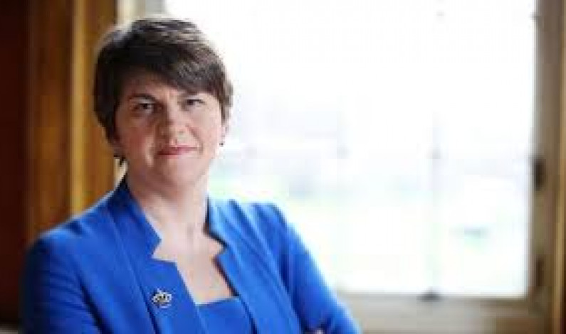 DUP members urged to stand with Arlene #NoDeal