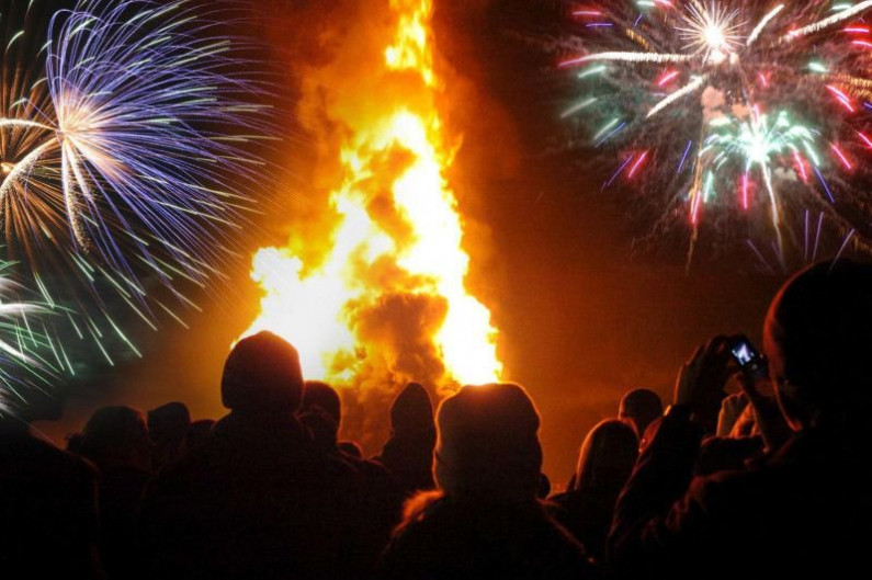 NEWS: New collective cultural group representing 13 loyalist bonfires launched in east Belfast