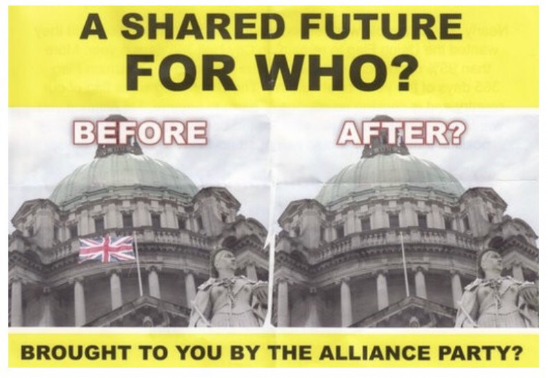 EXCLUSIVE: Statistics show that Alliance Party statements focus almost solely on attacking unionists