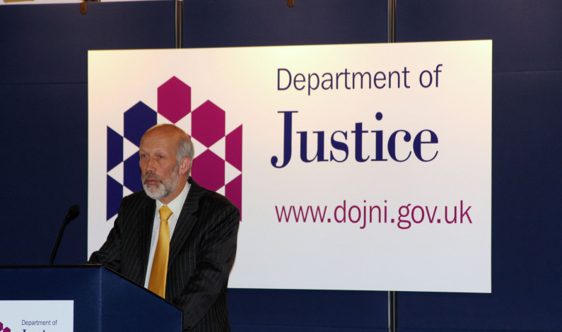EXCLUSIVE: Alliance Justice Minister signed off on a defective Department of Justice document in May 2015