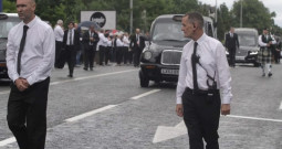 EXCLUSIVE: Potentially multiple breaches of security licensing at Storey's funeral – PSNI must investigate
