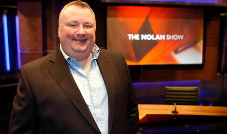 Stephen Nolan's 'BBC Batman' segment was Orwellian and completely ill-judged