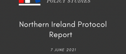 NEW: Policy Studies Report into unlawful NI Protocol calls for political action and civil disobedience