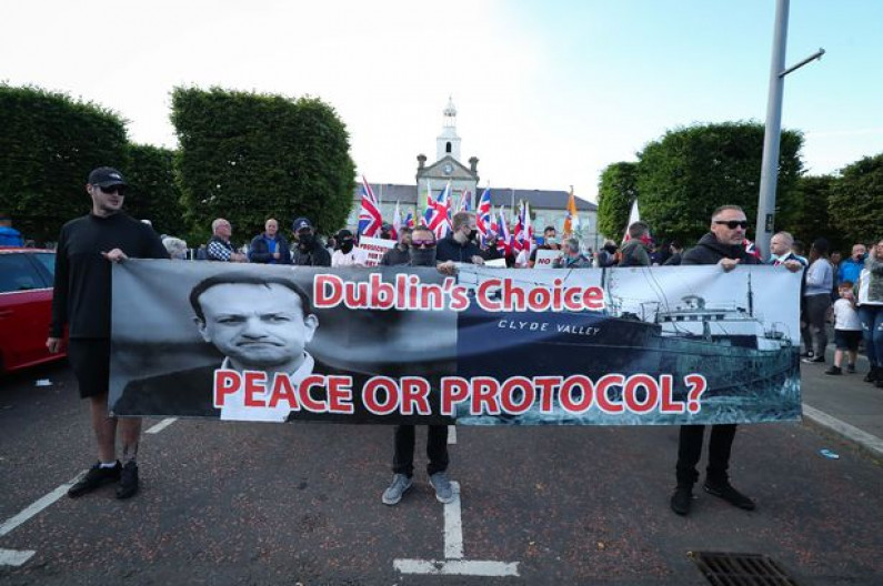 DUP right to leverage the Belfast Agreement- but ultimately it must also be dismantled